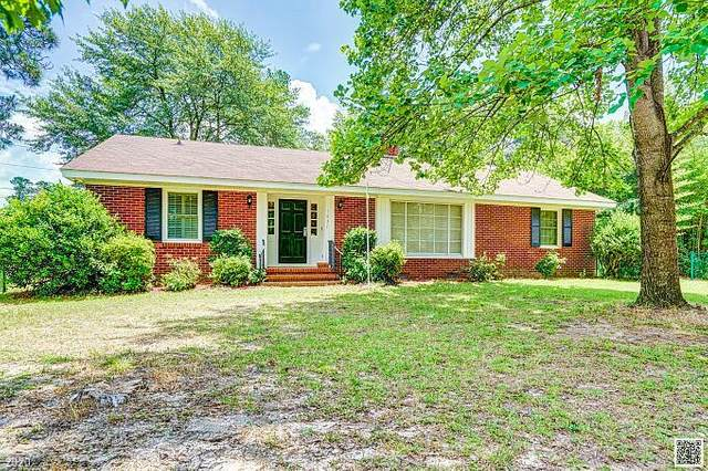 1837 Curtis Drive, NORTH AUGUSTA, SC 29841 (MLS #112252) :: RE/MAX River Realty