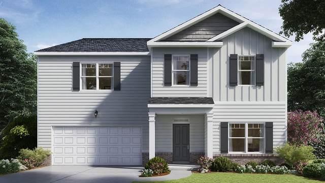 155 Journey Run, NORTH AUGUSTA, SC 29860 (MLS #112285) :: Fabulous Aiken Homes