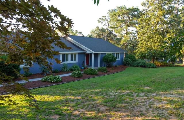 1654 Huntsman Drive, AIKEN, SC 29803 (MLS #112291) :: Tonda Booker Real Estate Sales