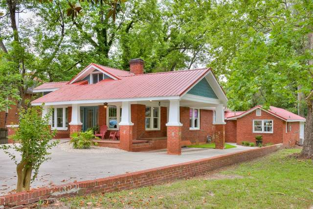 411 Laurens Street Nw, AIKEN, SC 29801 (MLS #112294) :: Fabulous Aiken Homes