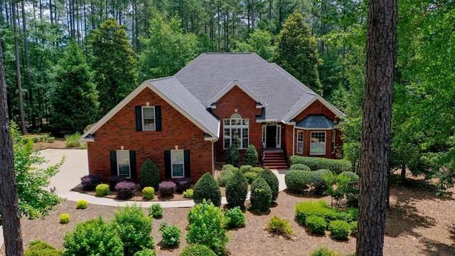 6070 Gleneagles Drive, AIKEN, SC 29803 (MLS #112368) :: Fabulous Aiken Homes