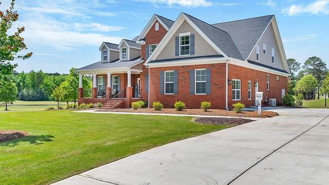 489 Revolutionary Trail, NORTH AUGUSTA, SC 29860 (MLS #112376) :: Fabulous Aiken Homes