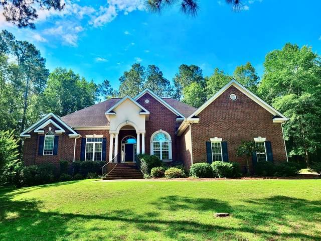 1024 Black Heath Court, AIKEN, SC 29803 (MLS #112433) :: Fabulous Aiken Homes