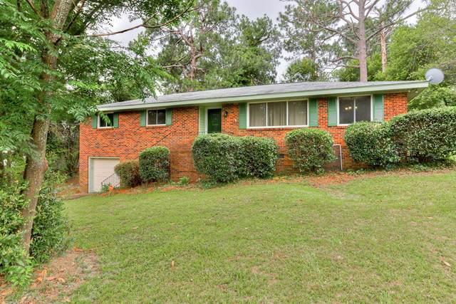 3507 Gamble Road, AIKEN, SC 29801 (MLS #112437) :: Fabulous Aiken Homes