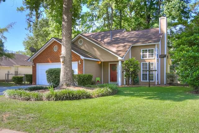 731 Cherry Drive Se, AIKEN, SC 29803 (MLS #112460) :: Fabulous Aiken Homes