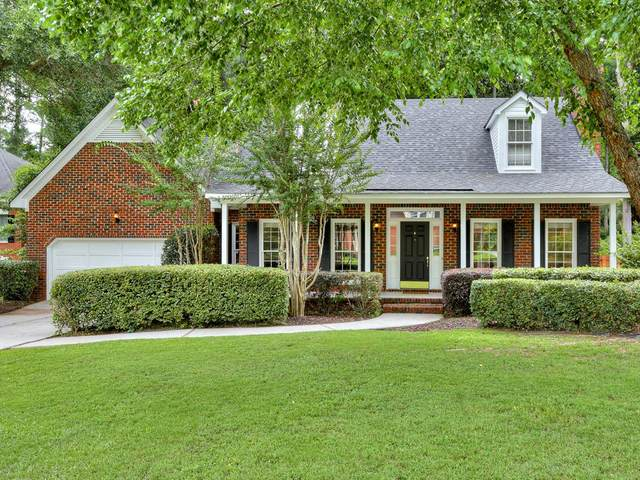 204 Post Oak Lane, NORTH AUGUSTA, SC 29841 (MLS #112501) :: Fabulous Aiken Homes