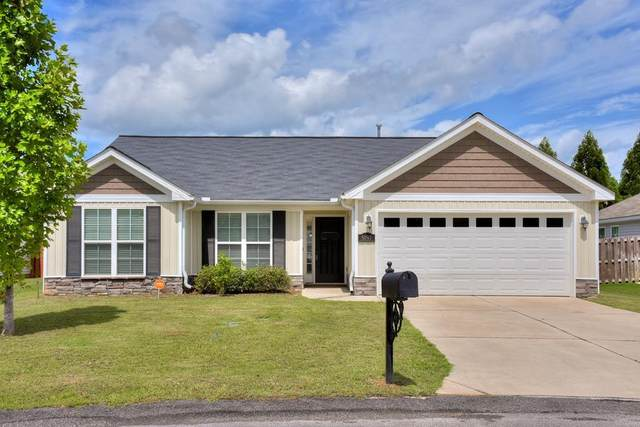 5097 Nokesville Circle, AIKEN, NC 29803 (MLS #112508) :: RE/MAX River Realty