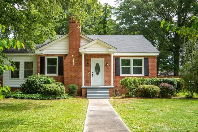 212 Edisto Street, JOHNSTON, SC 29832 (MLS #112524) :: Shannon Rollings Real Estate