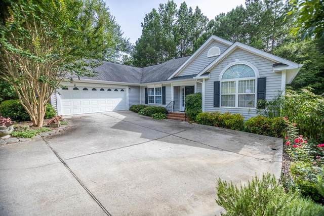 109 Broughton Drive, AIKEN, SC 29803 (MLS #112532) :: The Starnes Group LLC