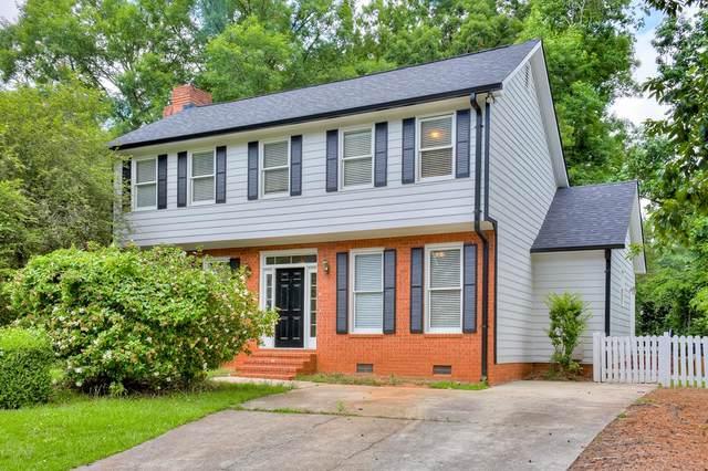 3555 Waterwheel Road, MARTINEZ, GA 30908 (MLS #112543) :: Shannon Rollings Real Estate