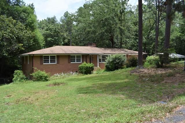 1730 Ridgecrest Avenue Sw, AIKEN, SC 29801 (MLS #112549) :: Shannon Rollings Real Estate