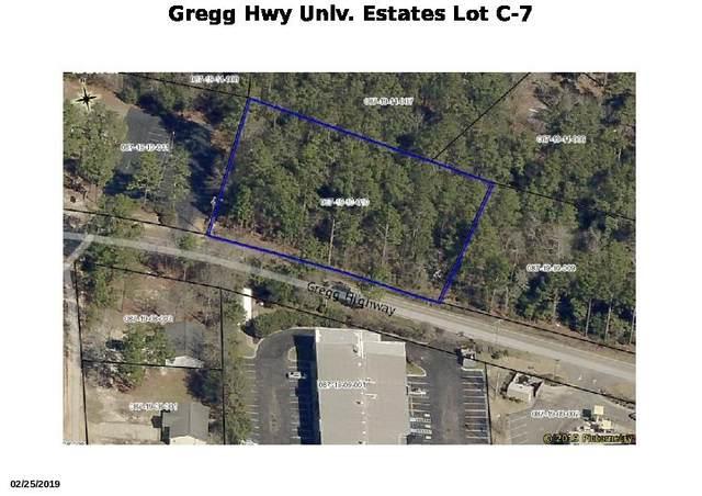 TBD Lot C-7 Gregg Avenue Nw, AIKEN, SC 29801 (MLS #112561) :: Shannon Rollings Real Estate