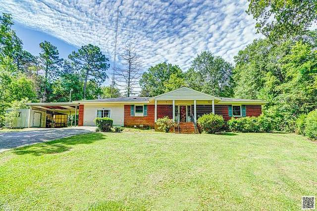 981 Belvedere Clearwater Road, NORTH AUGUSTA, SC 29841 (MLS #112566) :: Shannon Rollings Real Estate