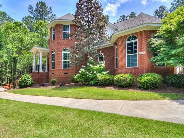 2036 Cardigan Drive, AIKEN, SC 29803 (MLS #112570) :: Fabulous Aiken Homes