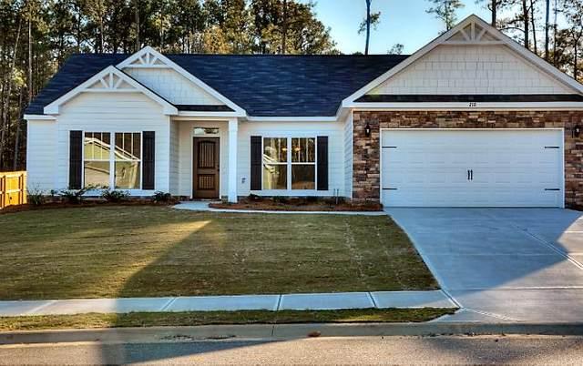 3185 Heartwood Pass, AIKEN, SC 29803 (MLS #112581) :: Shannon Rollings Real Estate
