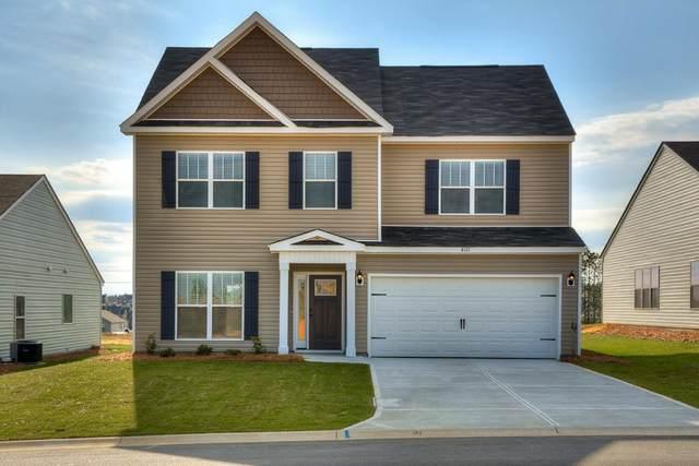 8068 Cozy Knoll, GRANITEVILLE, SC 29829 (MLS #112584) :: Tonda Booker Real Estate Sales