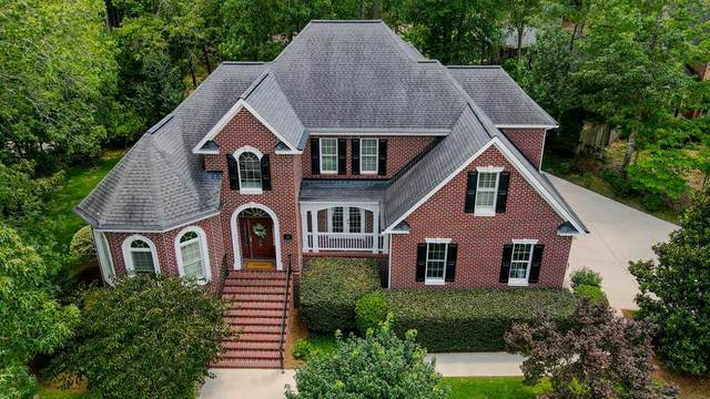 400 Ascot Drive, AIKEN, SC 29803 (MLS #112641) :: Fabulous Aiken Homes
