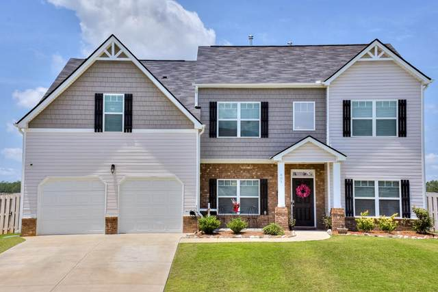 401 Geranium Street, GRANITEVILLE, SC 29829 (MLS #112646) :: Tonda Booker Real Estate Sales