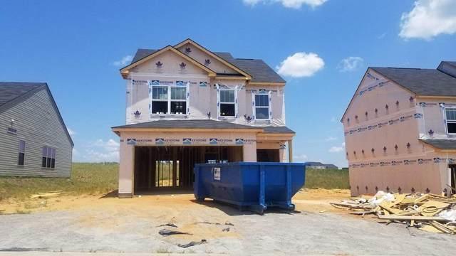8072 Cozy Knoll, GRANITEVILLE, SC 29829 (MLS #112651) :: Tonda Booker Real Estate Sales