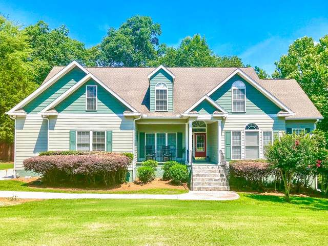 49 Wildmeade Court, NORTH AUGUSTA, SC 29841 (MLS #112659) :: Tonda Booker Real Estate Sales