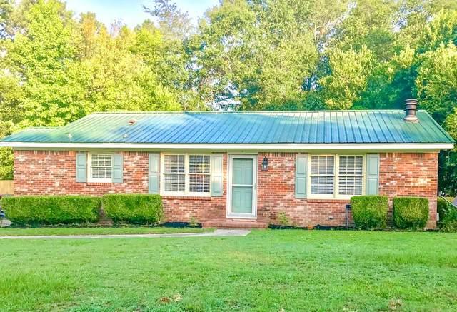 2224 Raven Drive, NORTH AUGUSTA, SC 29841 (MLS #112663) :: Tonda Booker Real Estate Sales