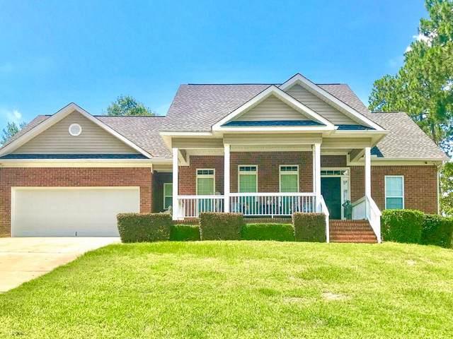 126 Cooper Lane, GRANITEVILLE, SC 29829 (MLS #112665) :: Tonda Booker Real Estate Sales