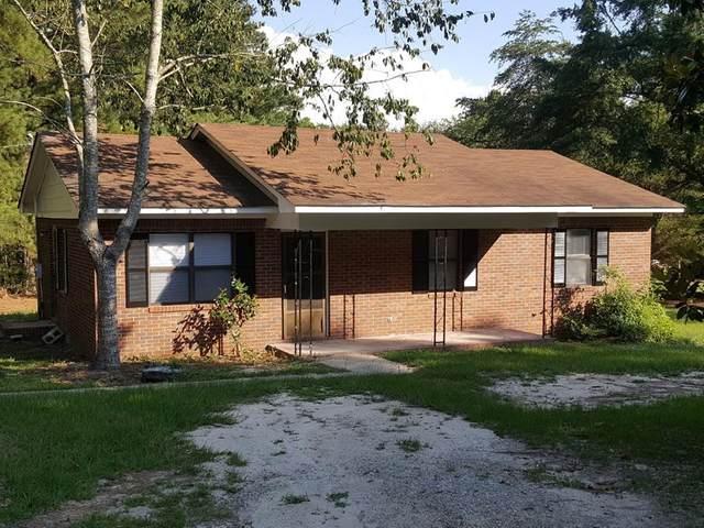 596 Waterworks Road, JOHNSTON, SC 29832 (MLS #112670) :: RE/MAX River Realty