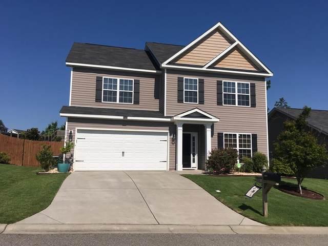 4007 Corner Stroll Lane, AIKEN, SC 29801 (MLS #112696) :: Fabulous Aiken Homes