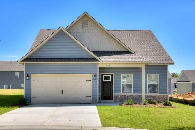 341 Anmore Court, AIKEN, SC 29801 (MLS #112705) :: Fabulous Aiken Homes