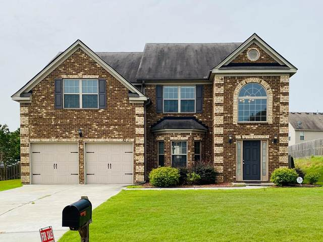 2065 Honors Circle, GRANITEVILLE, SC 29829 (MLS #112729) :: Shannon Rollings Real Estate