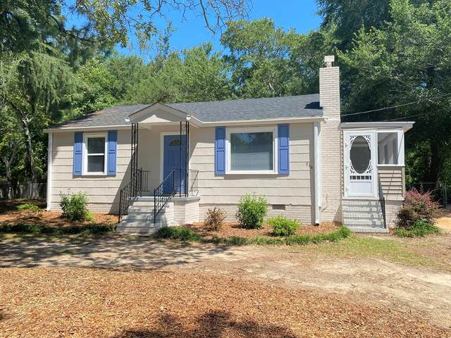 918 Murrah Avenue, AIKEN, SC 29801 (MLS #112732) :: Shannon Rollings Real Estate