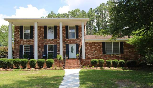 3008 Oak Brook Drive, AIKEN, SC 29803 (MLS #112762) :: Fabulous Aiken Homes