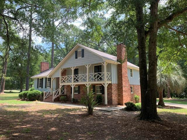 267 Pinehaven Drive, BARNWELL, SC 29812 (MLS #112783) :: RE/MAX River Realty