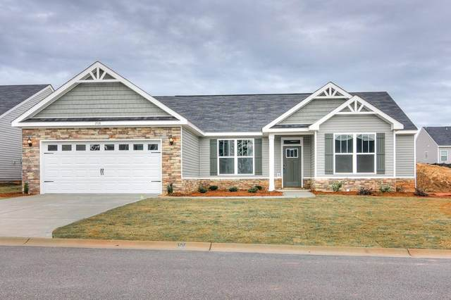 1004 Apple Lane, EDGEFIELD, SC 29824 (MLS #112797) :: Fabulous Aiken Homes