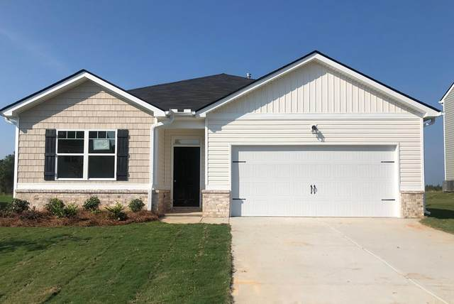 6201 Vermillion Loop, GRANITEVILLE, SC 29829 (MLS #112956) :: Tonda Booker Real Estate Sales