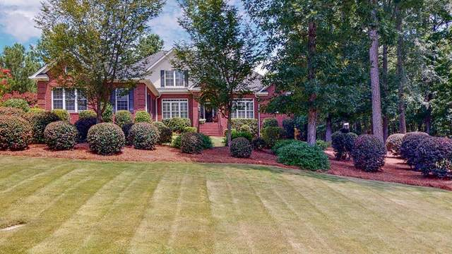 1028 Longstreet Place, NORTH AUGUSTA, SC 29860 (MLS #113039) :: Fabulous Aiken Homes