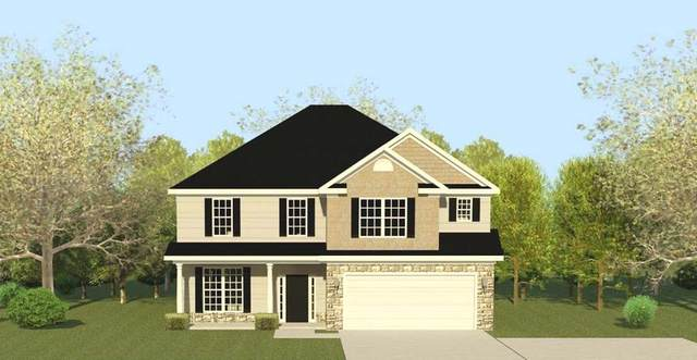 125 Bonhill Street, NORTH AUGUSTA, SC 29860 (MLS #113056) :: Fabulous Aiken Homes