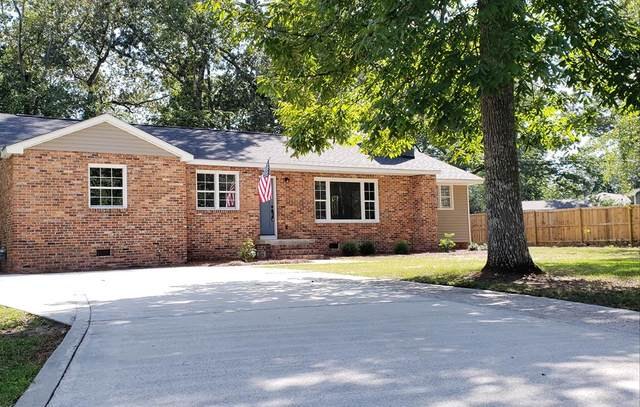 105 Ellenton Street Se, AIKEN, SC 29803 (MLS #113110) :: RE/MAX River Realty
