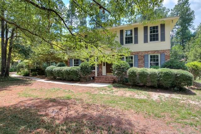 211 Savannah Drive, AIKEN, SC 29803 (MLS #113123) :: Fabulous Aiken Homes