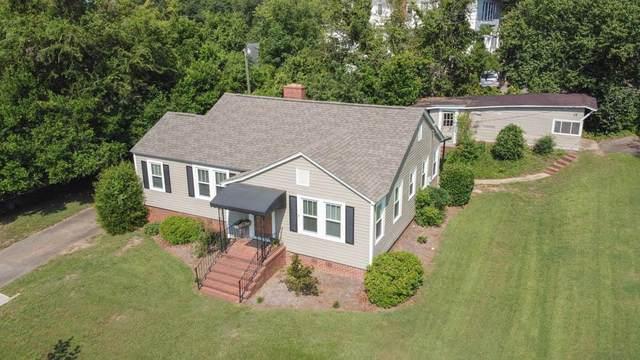 1118 Ridgecrest Avenue, NORTH AUGUSTA, SC 29841 (MLS #113163) :: Shannon Rollings Real Estate