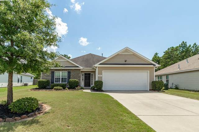 5111 Fairmont Drive, GRANITEVILLE, SC 29829 (MLS #113179) :: RE/MAX River Realty