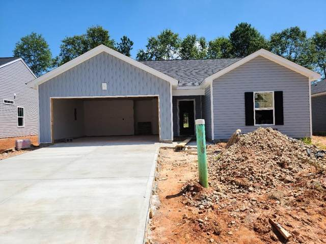 3116 Copperfield Drive, TRENTON, SC 29847 (MLS #113188) :: The Starnes Group LLC