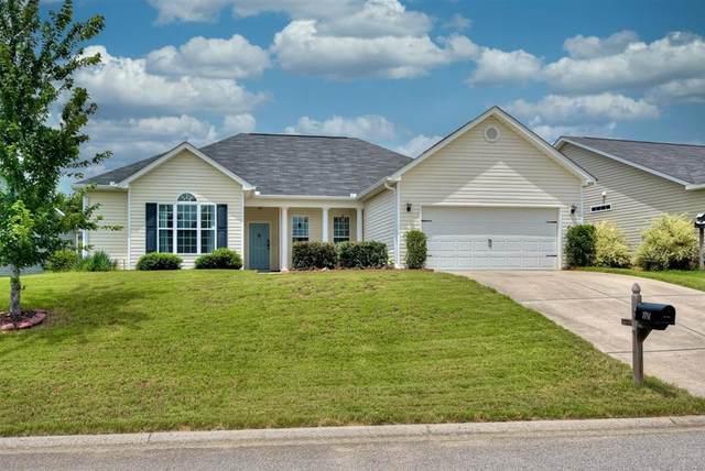 2036 Winding Trail Road, GRANITEVILLE, SC 29829 (MLS #113189) :: Tonda Booker Real Estate Sales