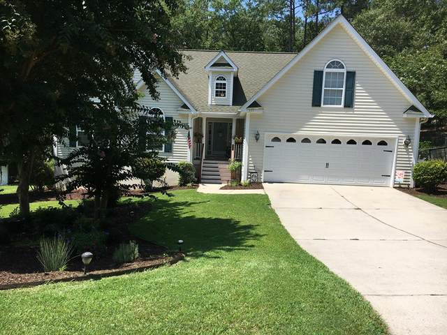 117 Broughton Drive, AIKEN, SC 29803 (MLS #113191) :: The Starnes Group LLC
