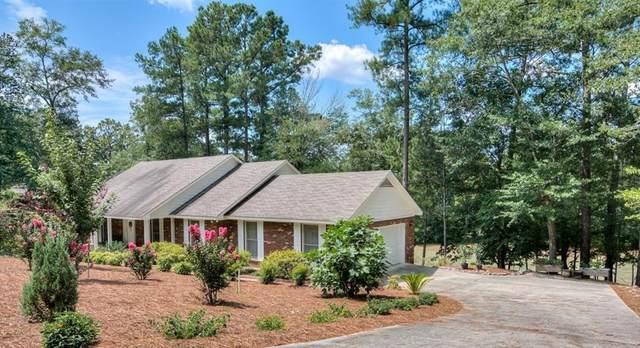 153 Northwood Drive, AIKEN, SC 29803 (MLS #113221) :: Shannon Rollings Real Estate