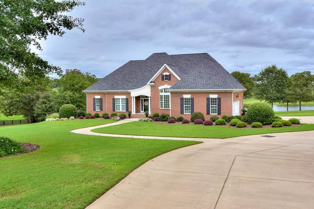 764 Blue Roan Court, WARRENVILLE, SC 29851 (MLS #113380) :: The Starnes Group LLC