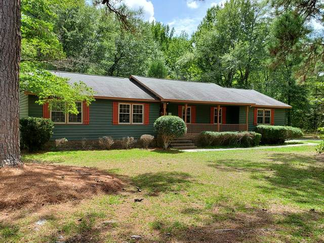 367 Wannamaker Drive, BARNWELL, SC 29812 (MLS #113393) :: RE/MAX River Realty