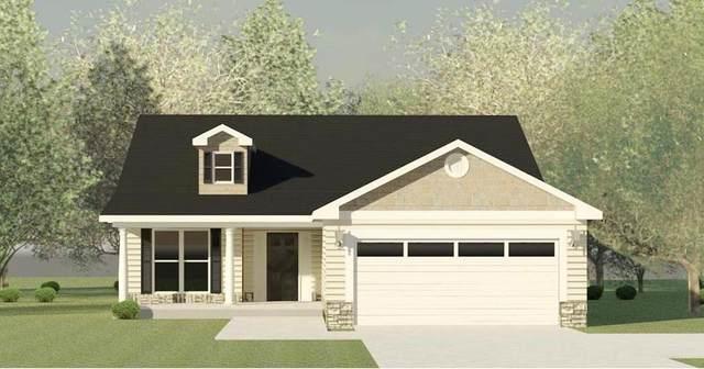 10-C Hanford Drive, AIKEN, SC 29803 (MLS #113442) :: The Starnes Group LLC