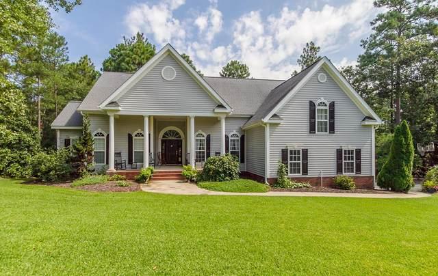 1150 Legacy Lane, AIKEN, SC 29803 (MLS #113461) :: Shannon Rollings Real Estate