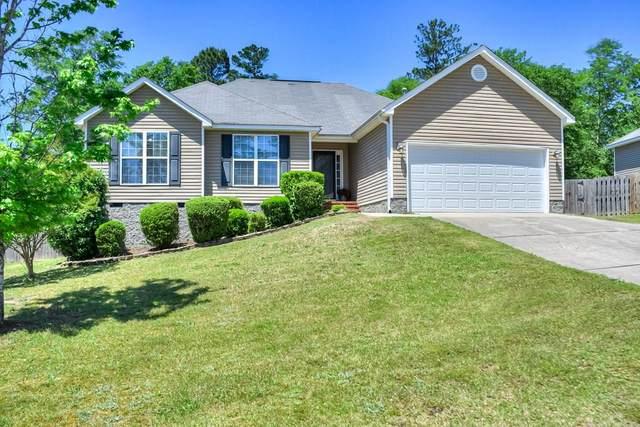 364 Crystal Peak, GRANITEVILLE, SC 29829 (MLS #113490) :: For Sale By Joe | Meybohm Real Estate
